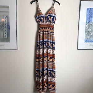Bobbie Brooks   Maxi Dress Size L